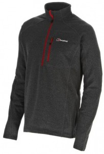 Berghaus Fleece Smoulder HZ Extrem
