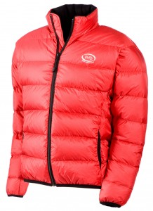 PHD Minimus Down Jacket Red Drishell